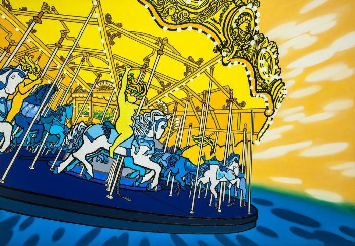 merry-go-round-oil-on-canvas-112cm-x-162cm-2015