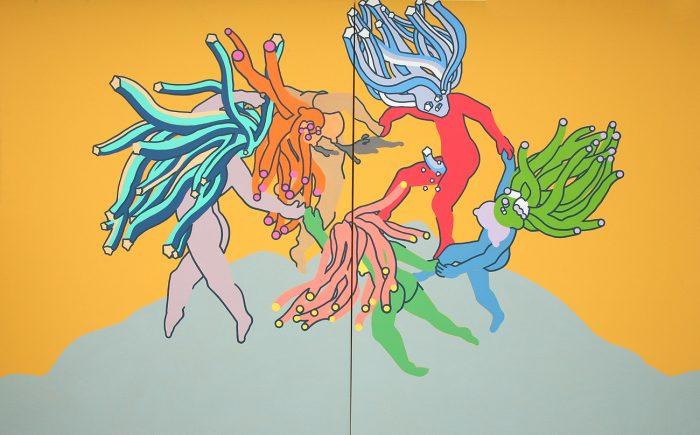 dance-dance-acrylic-oil-on-canvas-162-x-260cm-2008
