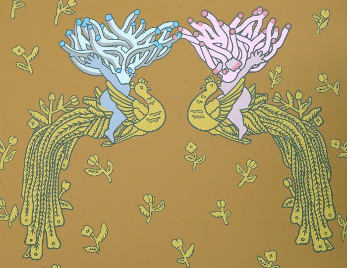 phoenix-acrylic-oil-on-canvas-91x116-7cm-2008