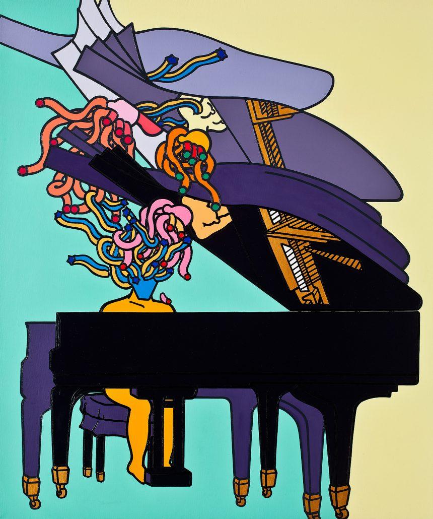 piano-man-oil-on-canvas-72-7x60-6cm-2014