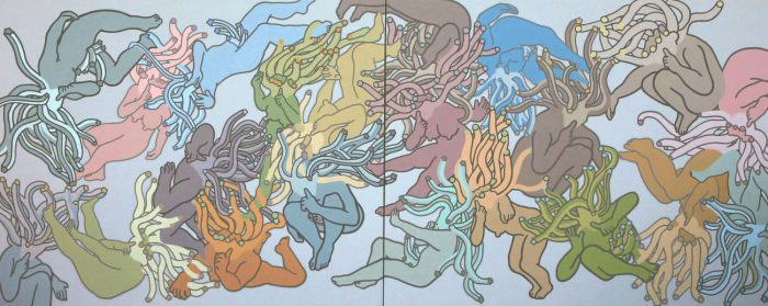 ssh-acrylic-oil-on-canvas-130-3x-324cm-2008